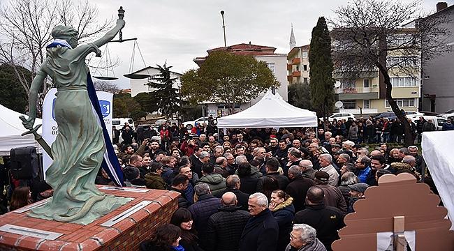 Merkez Haberleri: Çanakkalede Adalet Meydanı ve Adalet Parkı açıldı 93