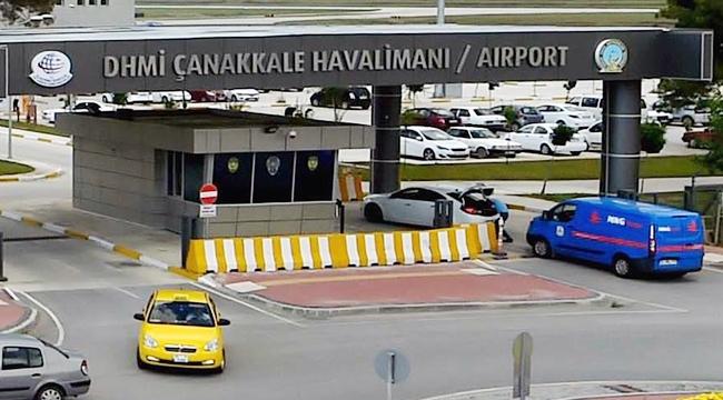 Çanakkale Havalimanı'nda 2018 yılında kaç yolcuya hizmet verildiği açıklandı!