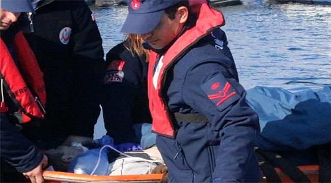 Gemide kalp krizi geçiren personel kurtarılamadı!