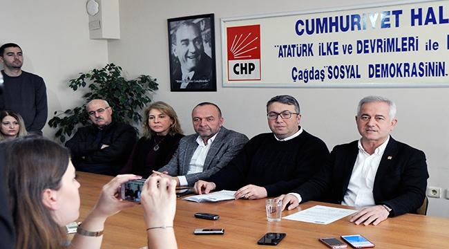 İyi Parti Çanakkale merkezde CHP'yi destekleyecek!