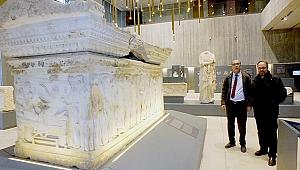 Troya Müzesi 2,5 ayda 11 bin ziyaretçiyi ağırladı!