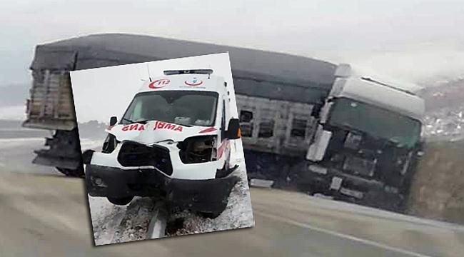 Çanakkale'de çok sayıda trafik kazası!