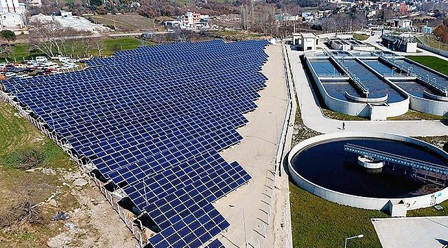 Çanakkale'de Güneş Enerji Santrali Hizmete Girdi