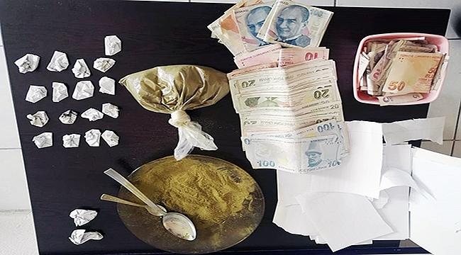 Çanakkale'de uyuşturucu operasyonları 9 tutuklama!