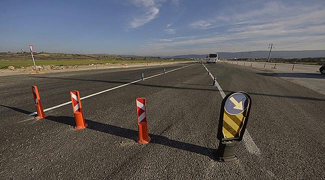 Çanakkale trafiği için alternatif güzergah olacak!