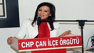 CHP Çan İlçe Başkanı görevden alındı!