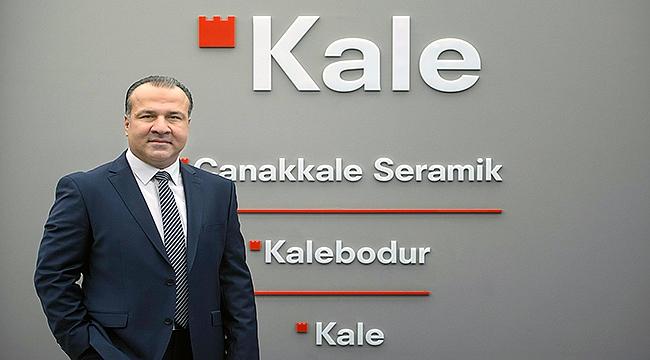 """Kaleseramik Genel Müdürü Okan Gedik """"Seramiğin kaderini değiştiriyoruz"""""""