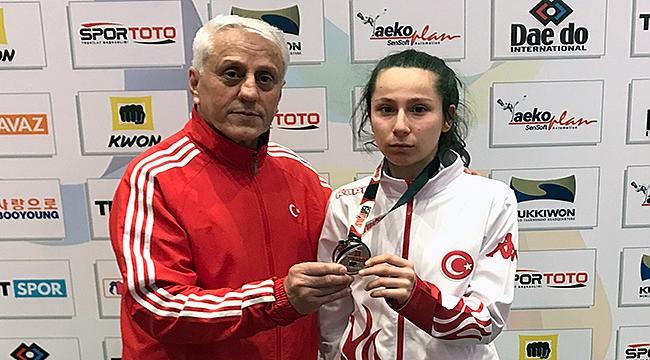 Türkiye Taekwondo Şampiyonu Çanakkale'den!