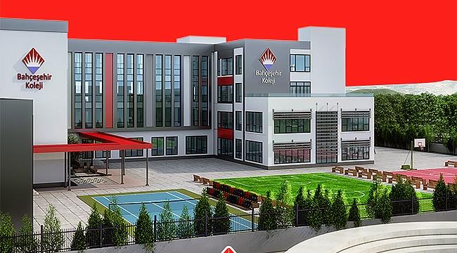 Bahçeşehir Koleji Çanakkale Kampüsü için tanıtım toplantısı