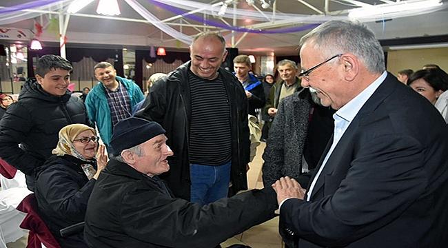 Başkan Gökhan, Sosyal Konutlar'daki Son Durumu Paylaştı