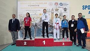 Çanakkale Karateden Milli Takıma 3 Sporcu