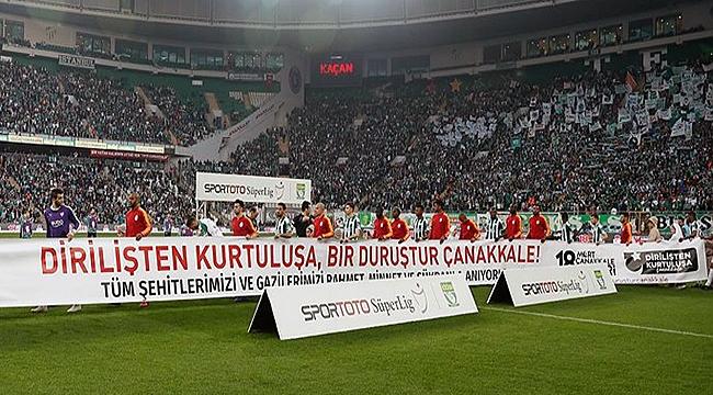 Çanakkale Ruhu Türkiye'yi sardı