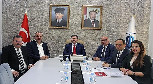 İstihdam Seferberliği 2019 toplantısı valilikte yapıldı