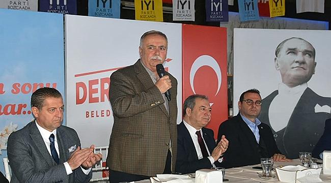 """""""Zillet Değil, Kardeşlik ve Barış İttifakı"""""""