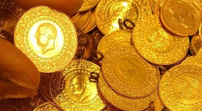 Çanakkale'de çeyrek altın 415 TL oldu!