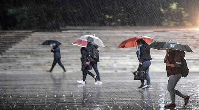 Çanakkale'de yağmur beklentisi! Meteoroloji saat verdi