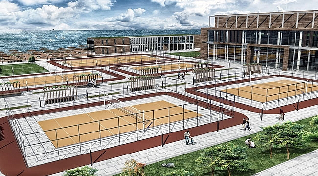Gençlik ve Sporcu Kamp Eğitim Merkezi Çanakkale'ye değer katacak