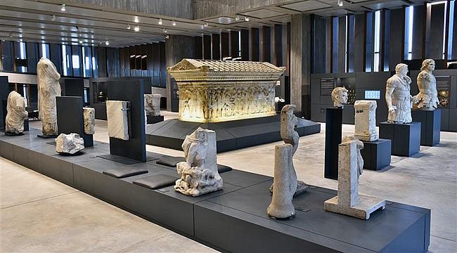 Troya Müzesi'nde yaz saati uygulamasına geçildi