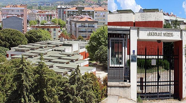 Arkeoloji Müzesi Kütüphane Oluyor