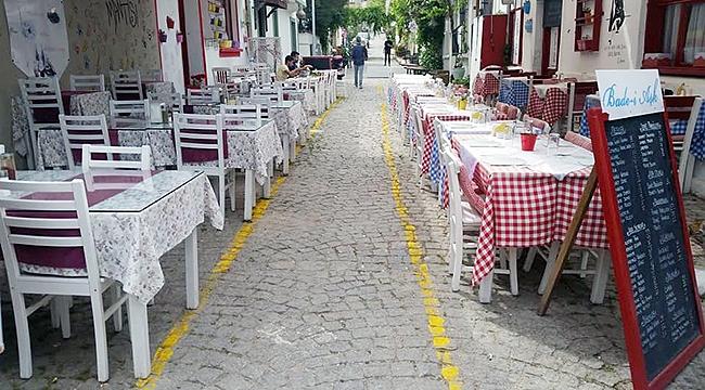 Bozcaada yürüyüş yollarıyla daha rahat gezilecek
