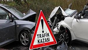 Çanakkale'de 1643 adet ölümlü yaralanmalı trafik kazası yaşandı