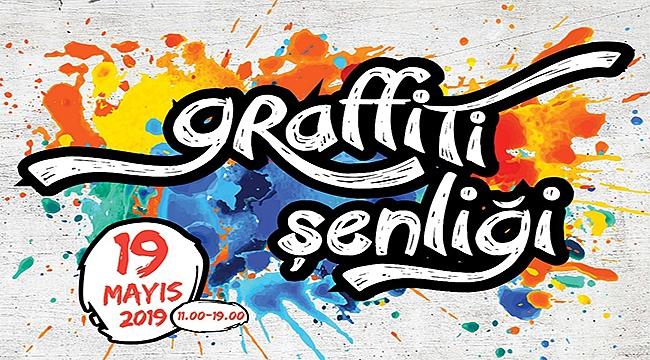 Çanakkale'de Graffiti Şenliği