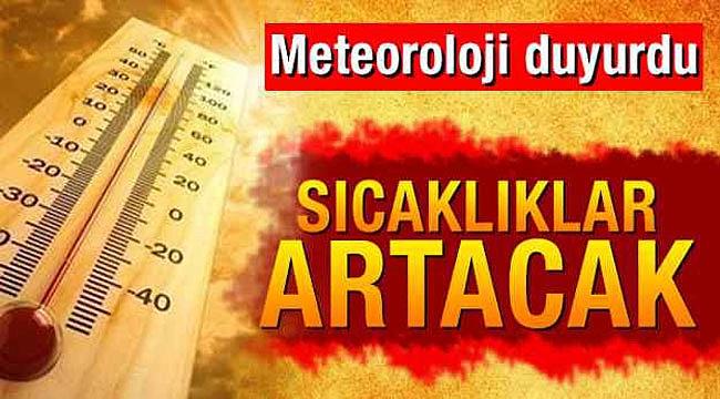 Çanakkale'de sıcaklık 30 dereceyi aşacak!