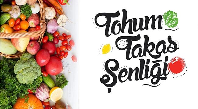 Çanakkale'de Tohum Takas Şenliği