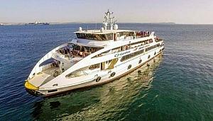 Çanakkale'den Bozcaada'ya hergün gezi teknesiyle seferler başlıyor