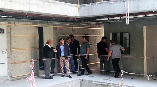 Çanakkale Gazi Evi ve Rehabilitasyon Merkezi Tamamlanıyor