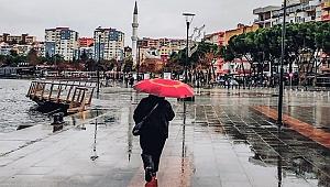 Çanakkale için yağmur tahmini var!