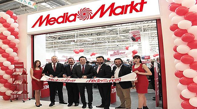 MediaMarkt 72. mağazasını Çanakkale'de açtı