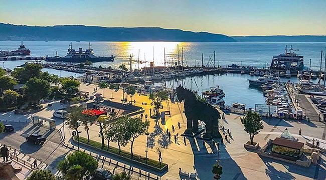 Türkiye'nin yaşamak için en iyi kenti Çanakkale oldu