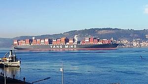 Çanakkale'de ihracat da ithalat da arttı!
