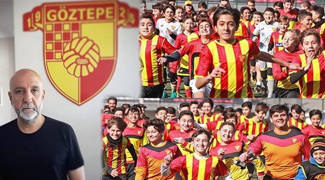 Göztepe Futbol Okulu Çanakkale'de! Başında tanıdık bir isim...