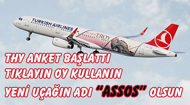 Türk Hava Yolları'nın Yeni Uçağının Adı