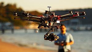 Türkiye Drone Şampiyonası Çanakkale'de yapılacak