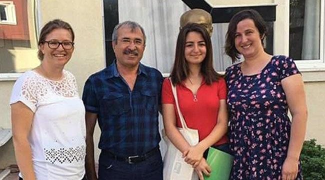 Çanakkaleli öğrenci Türkiye 82'ncisi