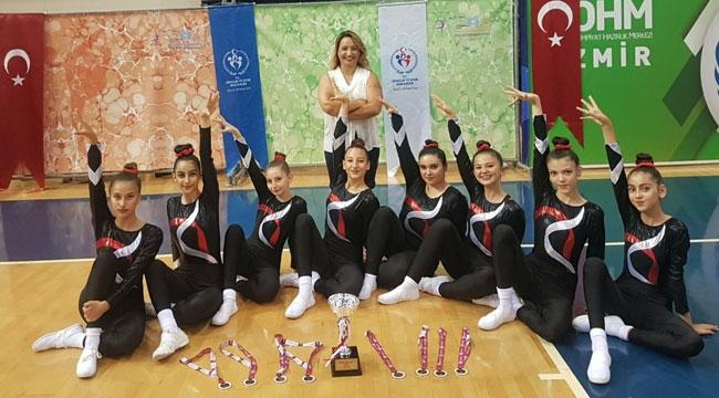 Türkiye ikincisi oldular