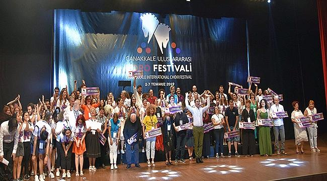 Uluslararası Koro Festivali Başladı! Sokaklarda parklarda şarkılar söyleyecekler