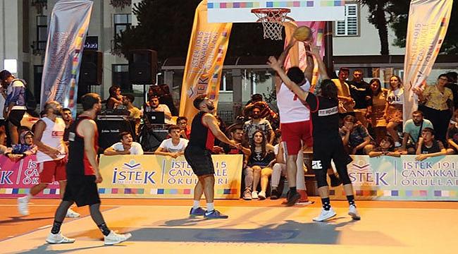 25. Streetball Turnuvası Sona Erdi