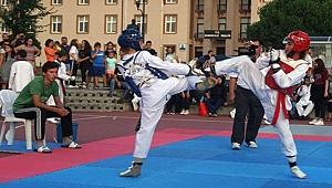 Açık Hava Taekwondo Marmara Şampiyonası Gerçekleşti