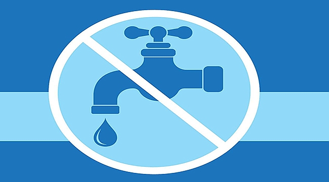 Çanakkale'de 3 saatlik su kesintisi olacak!