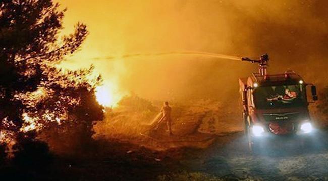 """Çanakkale Orman Bölge Müdürlüğü """"Felaketin Eşiğinden Dönüldü"""""""