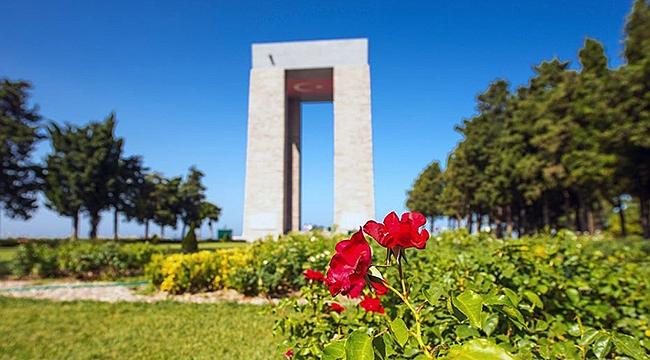Çanakkale Şehitler Abidesi 59 yıl önce bugün ziyarete açıldı