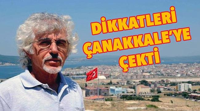 Ege'deki depremlerin ardından Çanakkale'yi uyardı!