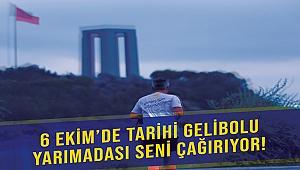 Gelibolu Maratonu için nefesler tutuldu