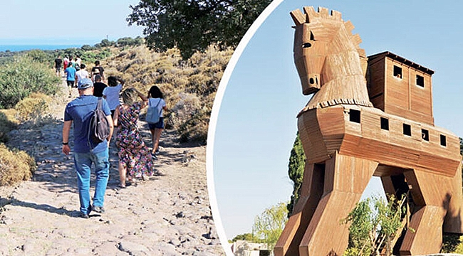 Troya'dan Assos'a Troya Kültür Rotası