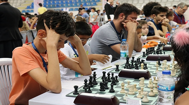 Troya Uluslararası Açık Satranç Turnuvası Başladı