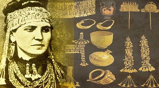 Truva hazinesi, 150 yıl sonraBritish Museum'da sergilenecek